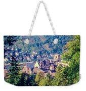 Schloss Heidelberg Weekender Tote Bag