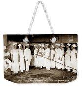 School For Bakers Presidio Of Monterey October 1915 Weekender Tote Bag