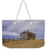 School House Weekender Tote Bag by Jean Noren