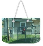 Schoolhouse Fun Weekender Tote Bag