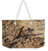 Schreiber's Fringe-fingered Lizard Weekender Tote Bag