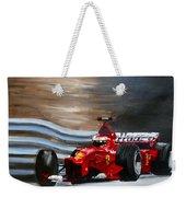 Schumacher Monaco Weekender Tote Bag