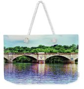 Schuylkill River Weekender Tote Bag