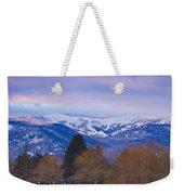Schweitzer Ski Area Weekender Tote Bag