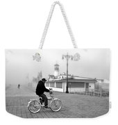Schwinn And Sinatra Weekender Tote Bag