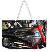 Schwinn Black Phantom Weekender Tote Bag