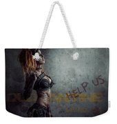 sci-fi Beauty 1 Weekender Tote Bag