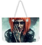 Sci-fi Beauty 3 Weekender Tote Bag