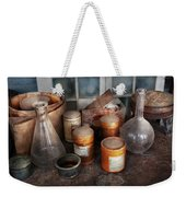 Science - Chemist - Ready To Experiment Weekender Tote Bag