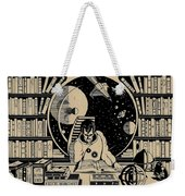 Science Books Weekender Tote Bag