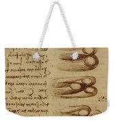 Scientific Diagrams Weekender Tote Bag