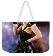 Scifi Heroine Weekender Tote Bag