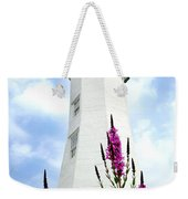 Scituate Light Weekender Tote Bag