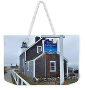 Scituate Lighthouse 1 Weekender Tote Bag