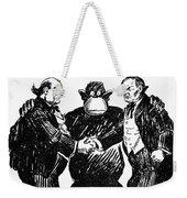 Scopes Trial Cartoon 1925 Weekender Tote Bag