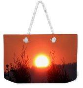 Scorching Sun Weekender Tote Bag