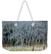 Scorton Creek Treeline Weekender Tote Bag