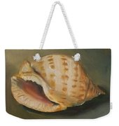 Scotch Bonnet Seashell Weekender Tote Bag