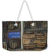 Scotch Whiskey - Barrels - Macallan Weekender Tote Bag