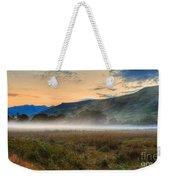 Scotland Mist In Widescape Weekender Tote Bag