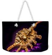 Scorpion Shell Weekender Tote Bag