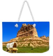 Scots Bluff National Monument Weekender Tote Bag