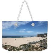 Scott Creek Beach Hwy 1 Weekender Tote Bag