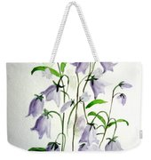 Scottish Blue Bells Weekender Tote Bag