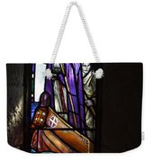 Scottish Stained Glass Window #2 Weekender Tote Bag