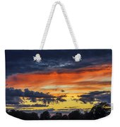 Scottish Sunset Weekender Tote Bag