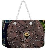 Scottish Targe Weekender Tote Bag