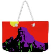 Scottsdale Mountain Weekender Tote Bag