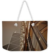 Scraping The Sky Weekender Tote Bag
