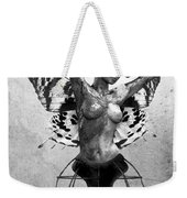 Scream Of A Butterfly II Weekender Tote Bag