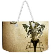 Scream Of A Butterfly Weekender Tote Bag