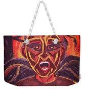 Screaming Demon Weekender Tote Bag