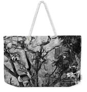 Screaming Statue Weekender Tote Bag