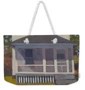Screened Porch - Art By Bill Tomsa Weekender Tote Bag