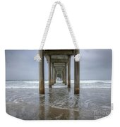 Scripps Pier La Jolla California 4 Weekender Tote Bag