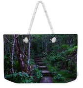 Scriture And Picture Psalm 119 133 Weekender Tote Bag