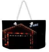Scrooge Is Alive Weekender Tote Bag by James Eddy