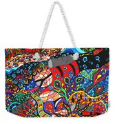 Scuba Down Under Weekender Tote Bag