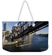 Sculling The Hillsborough Weekender Tote Bag