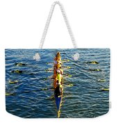 Sculling Women Weekender Tote Bag