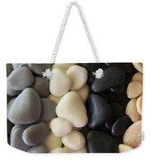 Sculpted Beach Rocks Weekender Tote Bag