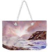 Sea And Rocks Weekender Tote Bag
