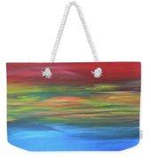 Sea And Sky Weekender Tote Bag