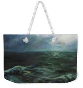 Sea And Sky Weekender Tote Bag