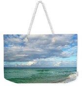 Sea And Sky - Florida Weekender Tote Bag by Sandy Keeton