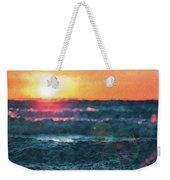 Sea And Sun Weekender Tote Bag